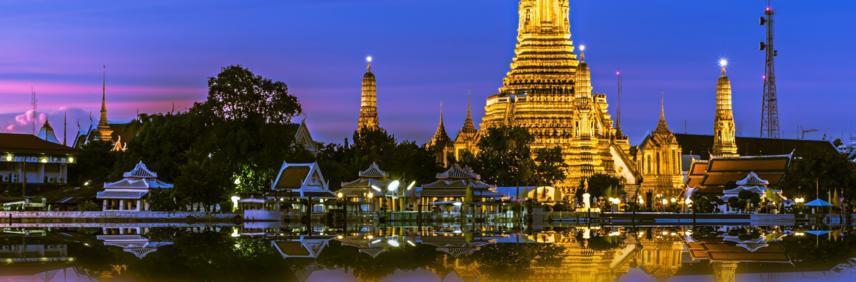 Bangkok, une destination exceptionnelle