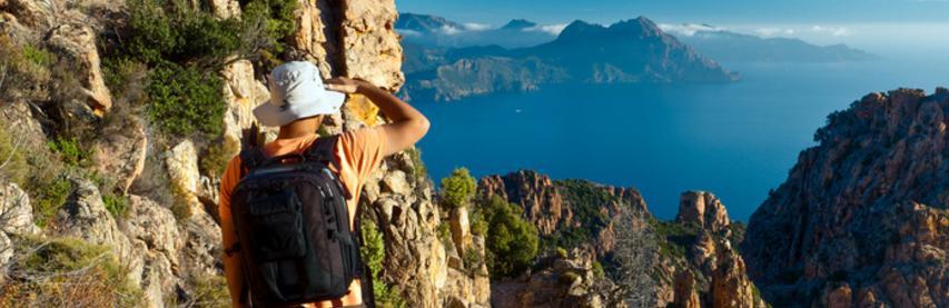 La randonnée fait partie des options proposées pour un voyage sur-mesure