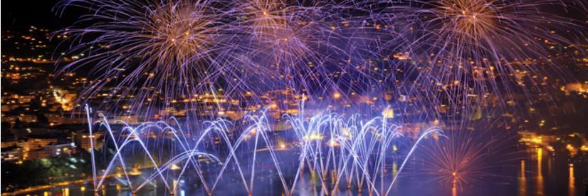 La fête du Lac d'Annecy, le plus grand événement en Haute-Savoie
