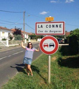 Nom de village français marrant mais méchant : La Conne