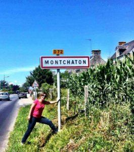 Quoi de plus drôle qu'un petit câlin à Montchaton ?
