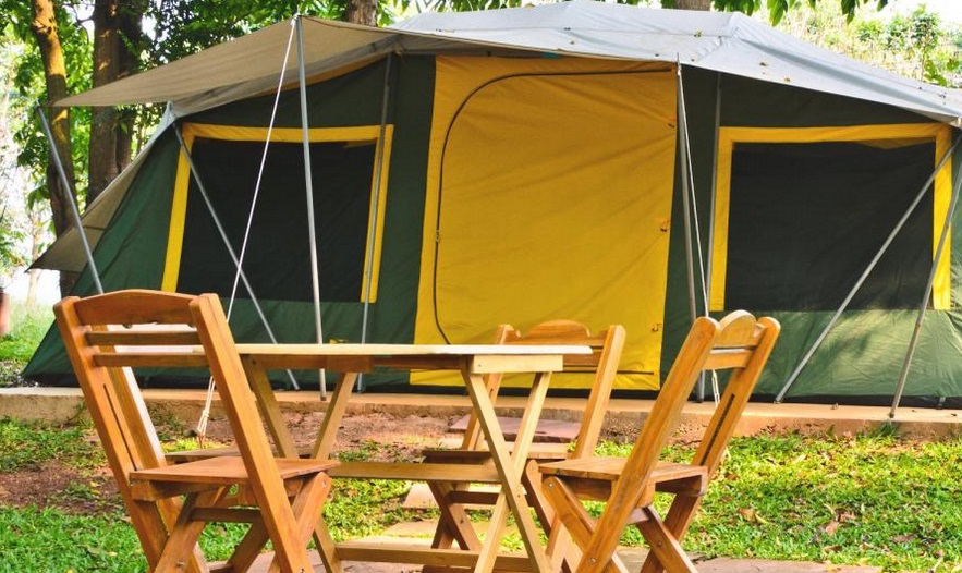 Séjour au camping