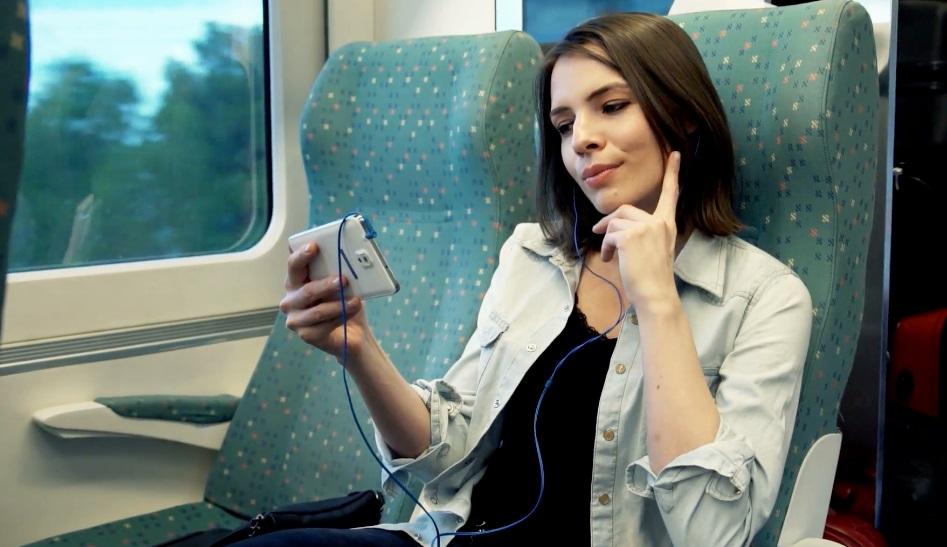 Wifi dans le train