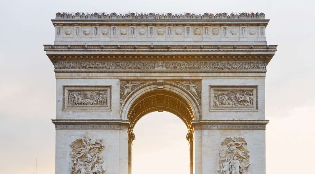 Visiter l'Arc de Triomphe