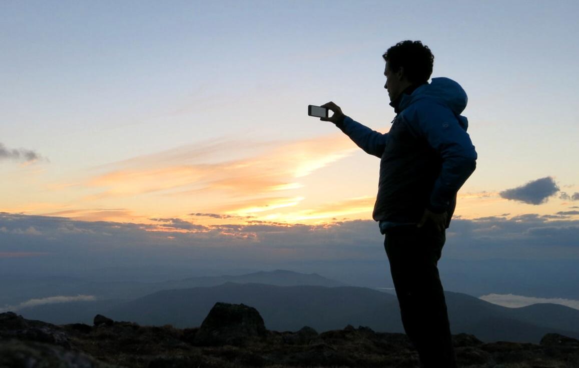 Application mobile pour la randonnée